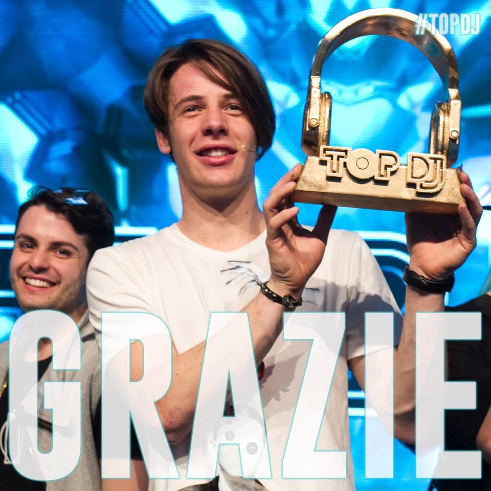 the winner albert marzinotto