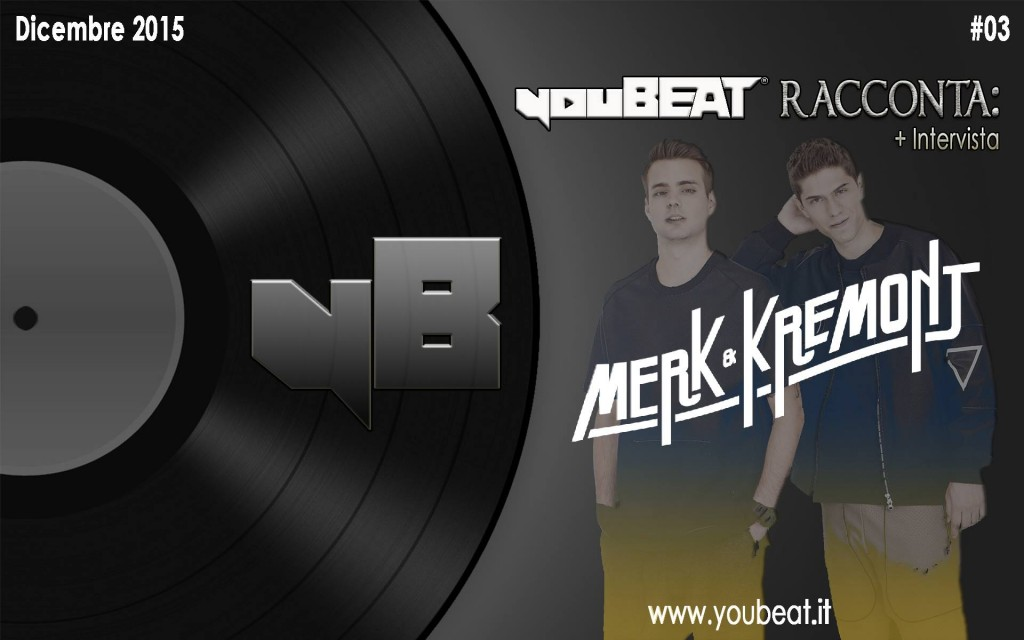 M&K logo youbeat racconta