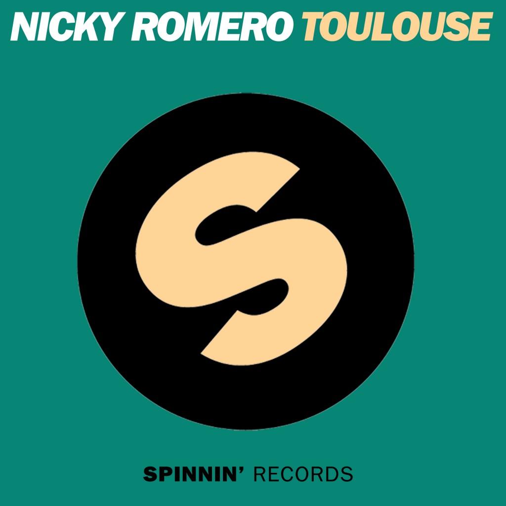 SPINNIN-Nicky-Romero-Toulouse