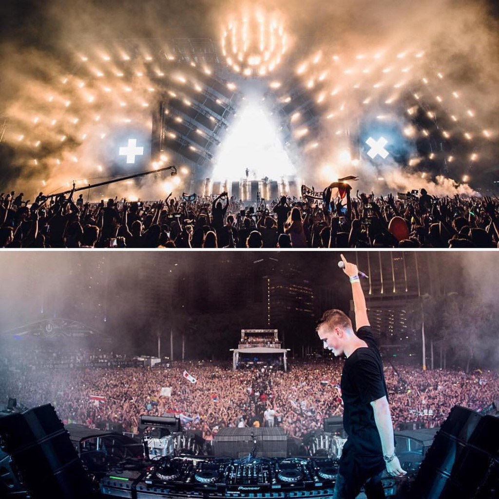 Martin Garrix close day 1 UMF