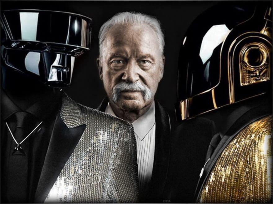 Giorgio Moroder e Daft Punk