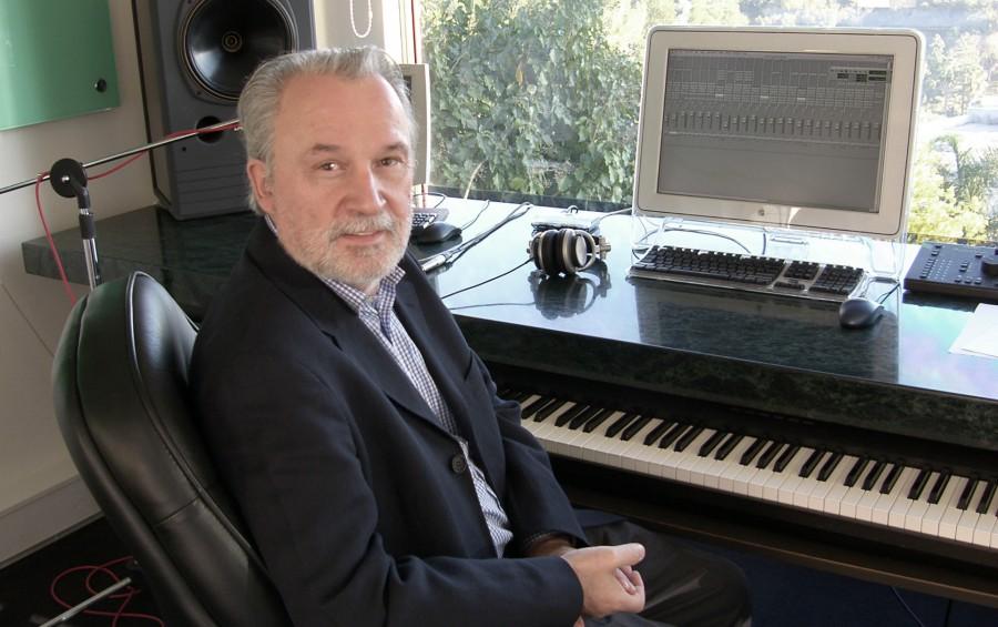 Giorgio in studio
