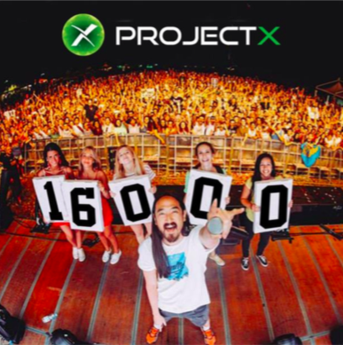 Project X - Steve Aoki