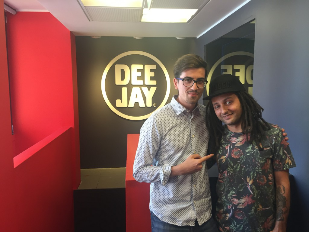 youBEAT intervista Shorty @ Radio Deejay