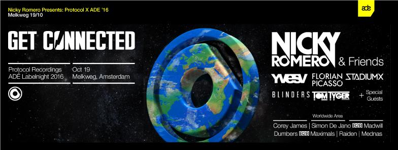 Protocol X ADE 2016