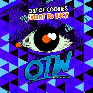 Out Of Cookies - Front To Back [Cover]