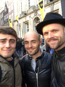 Matteo Villa (youBEAT) w/ Eddie Thoneick & Hiisak @ ADE16