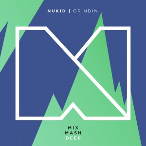NuKid - Grindin' [Cover]