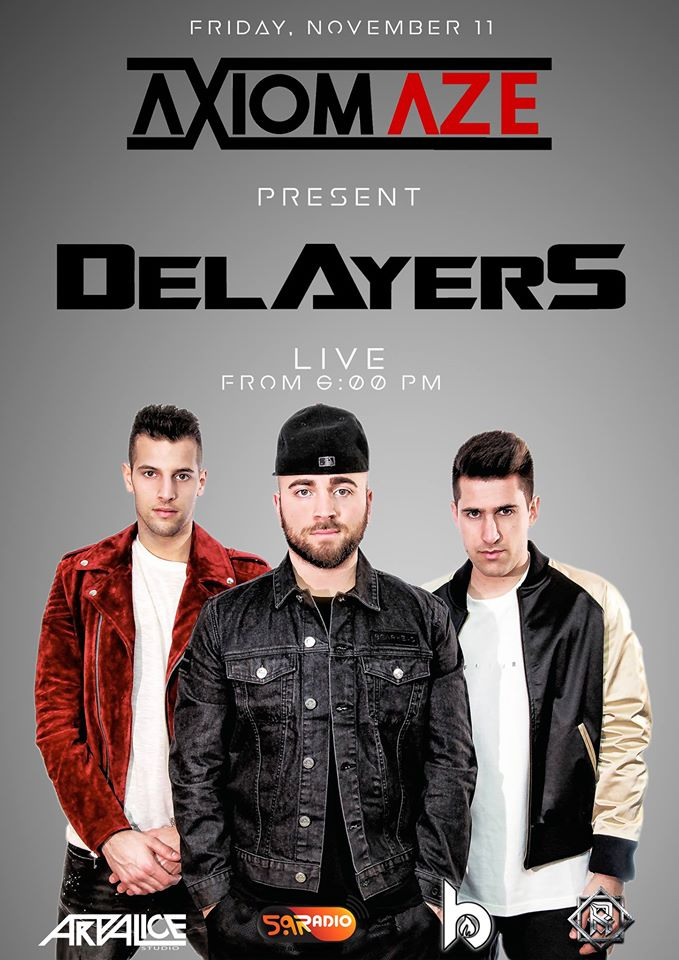 Delayers @ Axiomaze