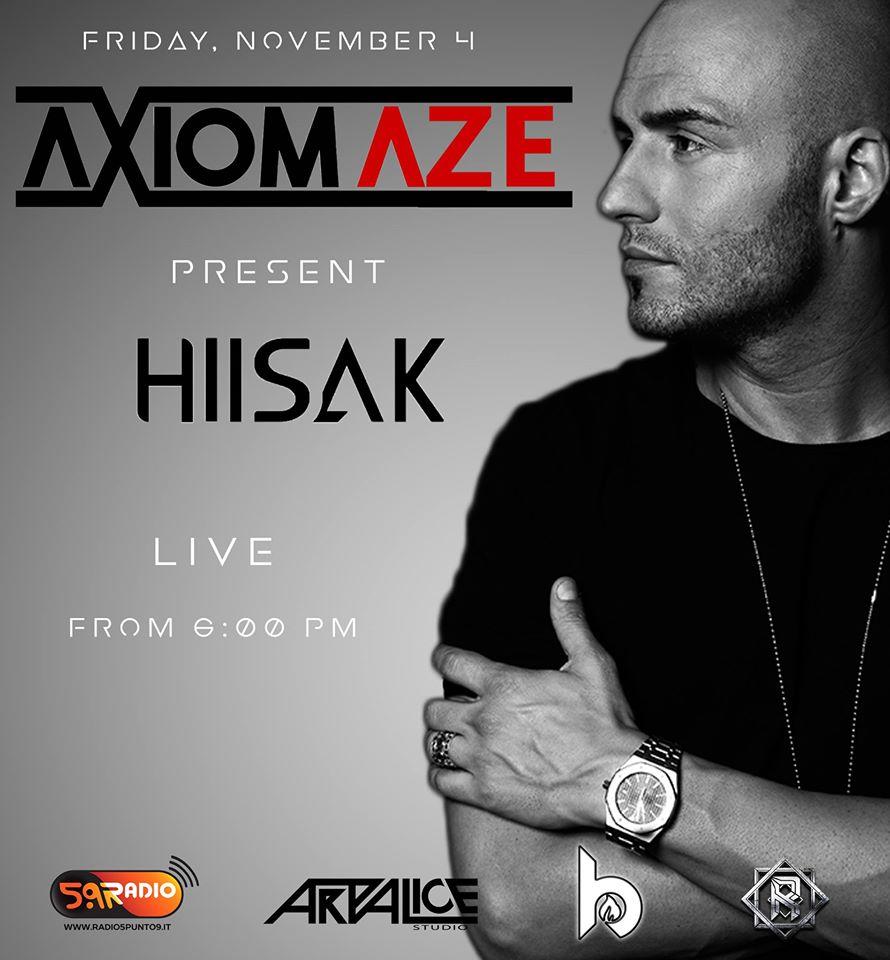 Hiisak @ Axiomaze