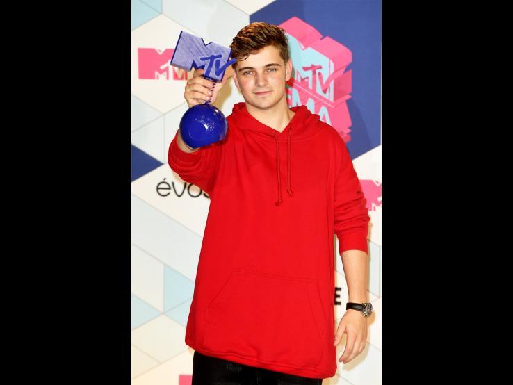 Martin Garrix @ MTV EMA 2016