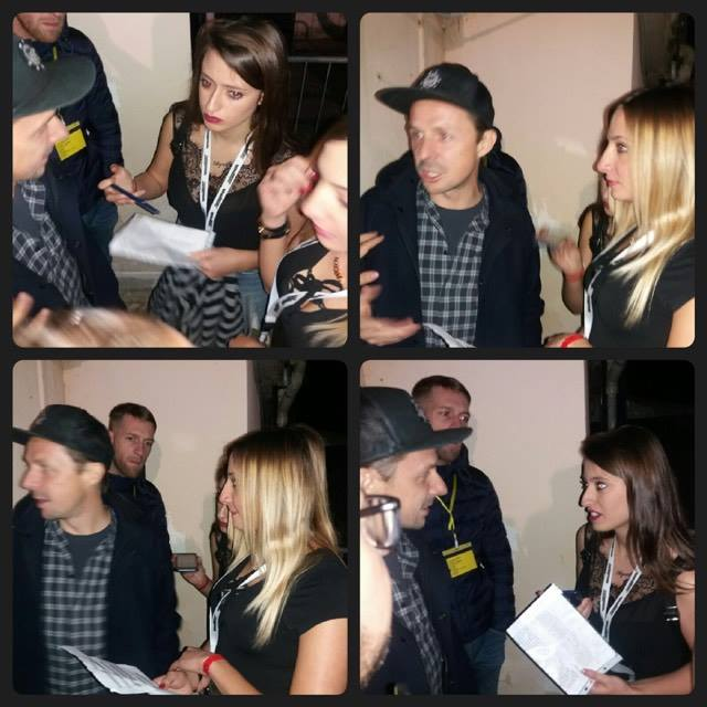 youBEAT Reporters w/ Martin Solveig @ Mob Disco Theatre