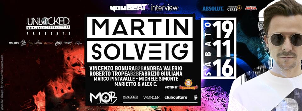 Martin Solveig @ Mob Disco Theatre - Palermo