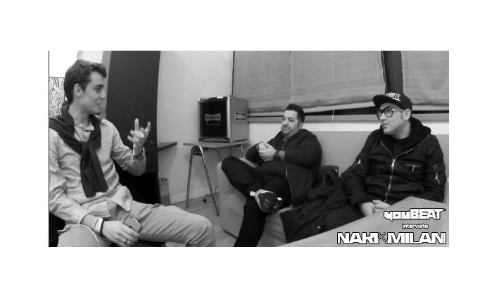youBEAT intervista Nari & Milani @ ToGetHer - ObiHall Firenze