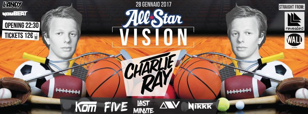 VISION All Star - Charlie Ray
