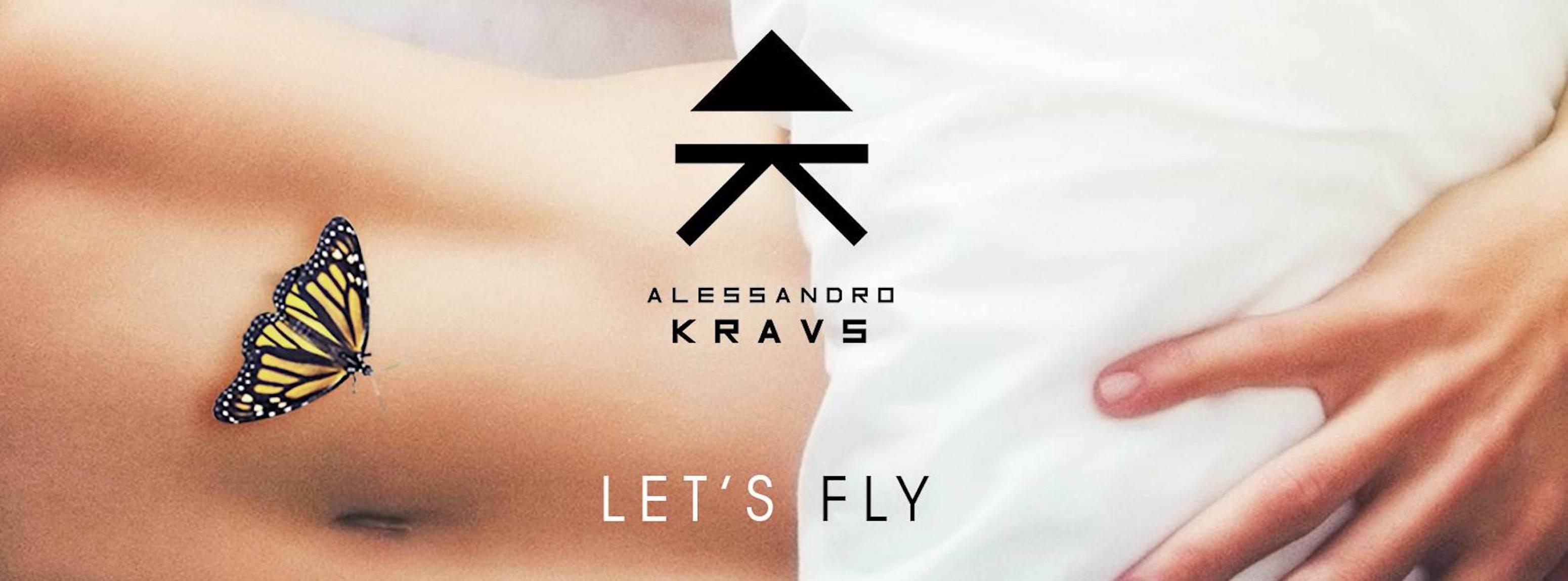 Alessandro Kraus - Let's Fly EP