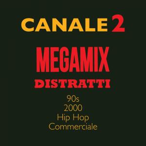 Silenzio Silent Disco - 5 Gennaio 2017 - Alcatraz Milano - Canale 2: Megamix + I Distratti