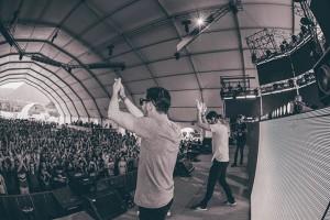 Simon de Jano & Madwill live @ Nameless Music Festival 2016