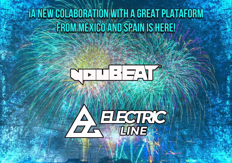 youBEAT x Electric Line