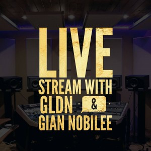 Cell Recordings Live Stream with GLDN & Gian Nobilee