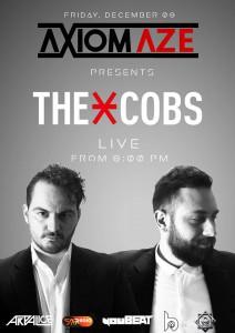 The Cobs @ Axiomaze
