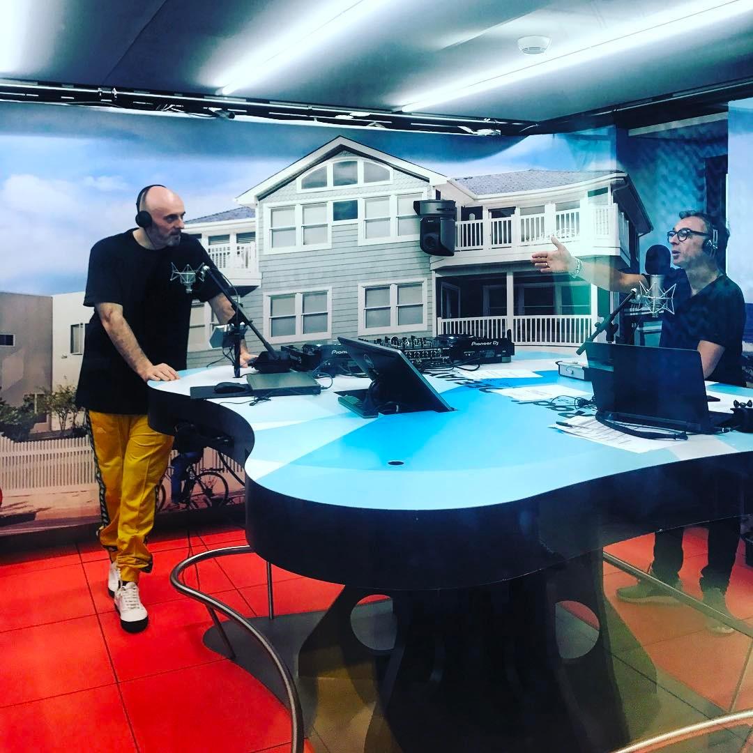"""Big Fish presenta il suo remix di """"Run Up"""" da Albertino"""