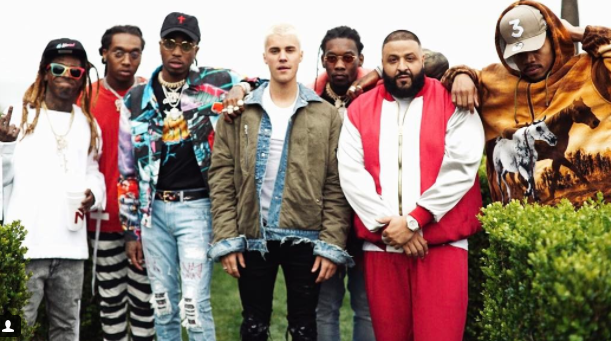 DJ Khaled, Justin Bieber, Migos - Top Secret