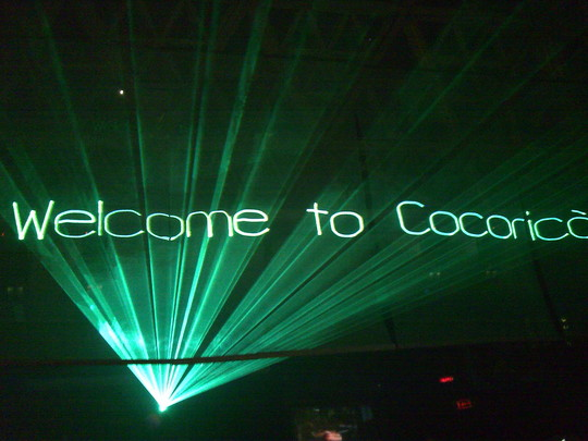 welcome to cocorico