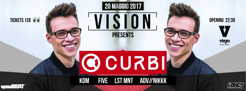 VISION presenta: CURBI