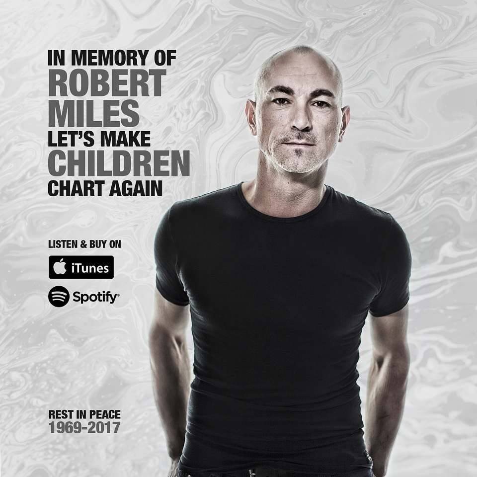 Robert Miles - Number One