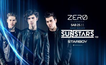 SUNSTARS @ Zero Clubroom - Starboy