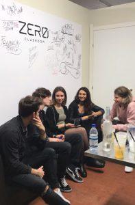 Intervista ai Sunstars @ Zero Clubroom