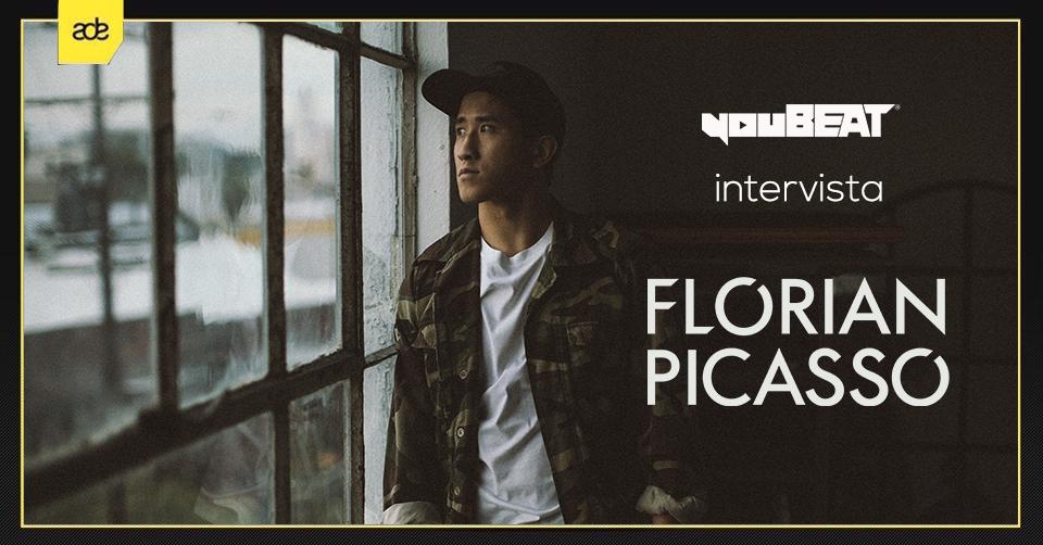 youBEAT intervista Florian Picasso