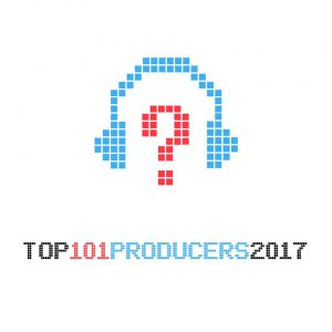 Top101Producers2017 by 1001tracklists