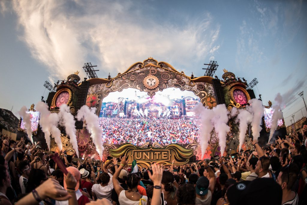 Tomorrowland UNITE - MikelGomez