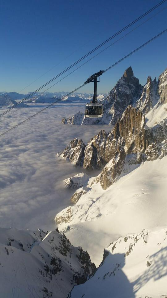 Ocean Dark Streaming - Skyway Monte Bianco