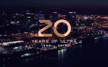 ULTRA MUSIC FESTIVAL 2018 - 20 Years