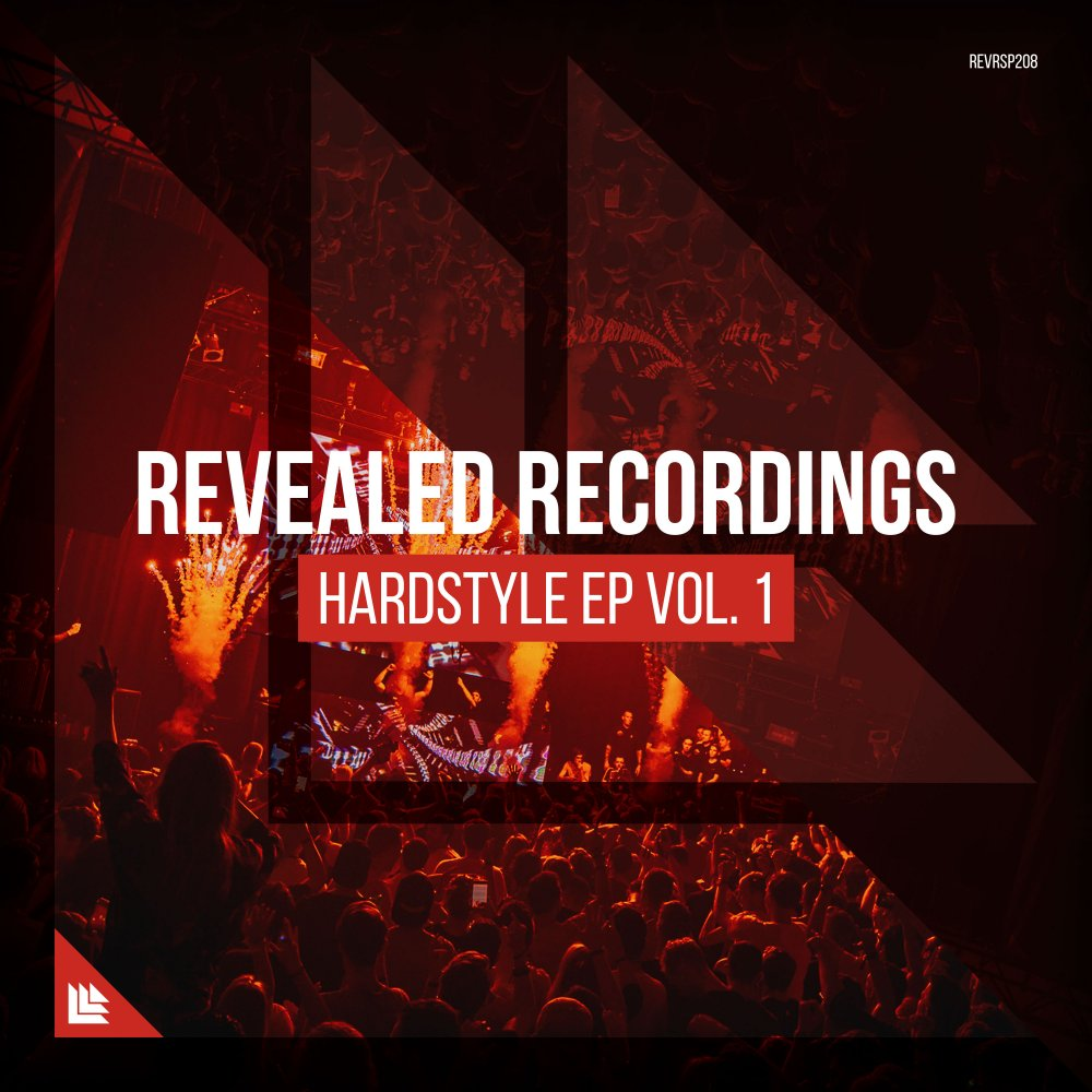 REVEALED RECORDINGS Hardstyle EP Vol.1