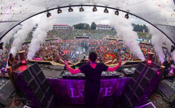 ANGEMI @ Tomorrowland 2017
