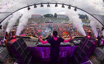 ANGEMI @ Tomorrowland 2017