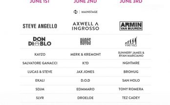 Nameless Music Festival 2018 Timetable