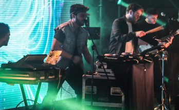 SHANGUY live at Wake Up Festival 2018 - Credits: Renata Roattino / @jhonninaphoto