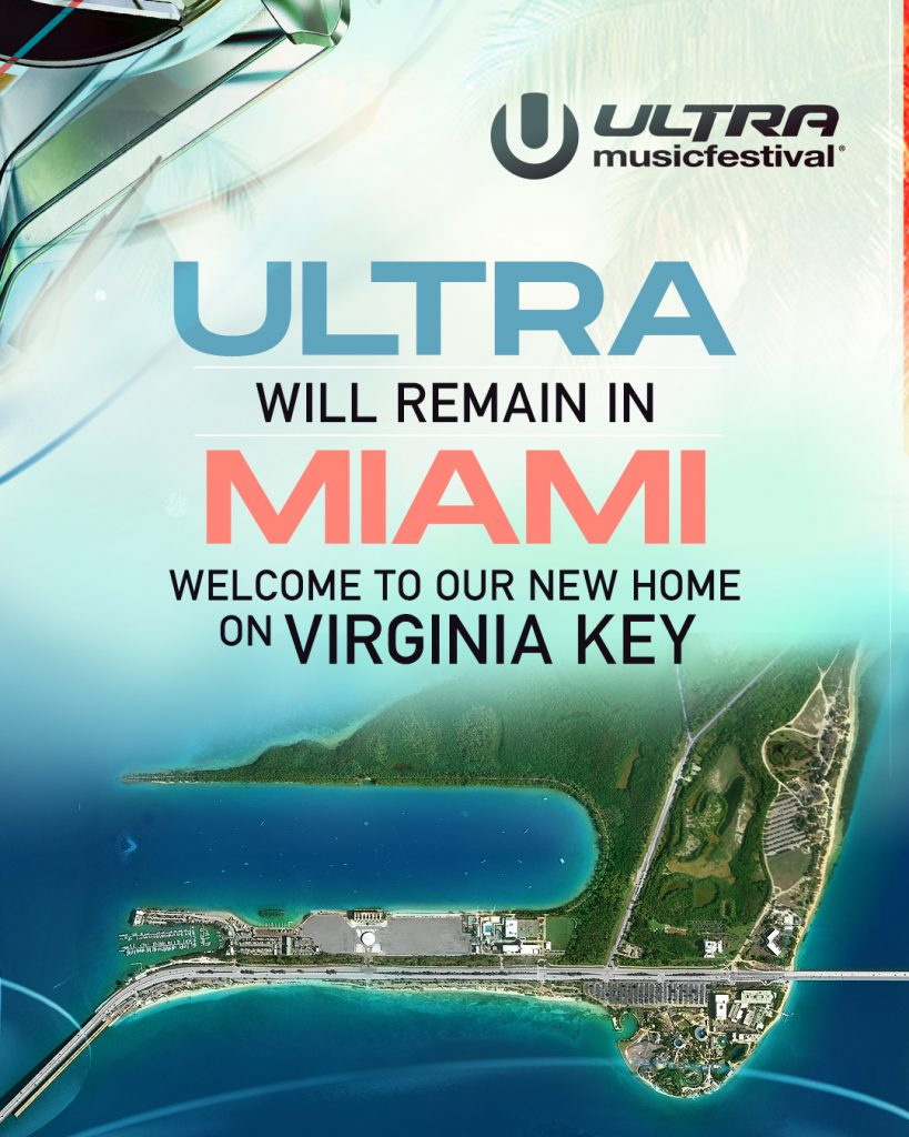 ULTRA MUSIC FESTIVAL Miami 2019 - Virginia Key