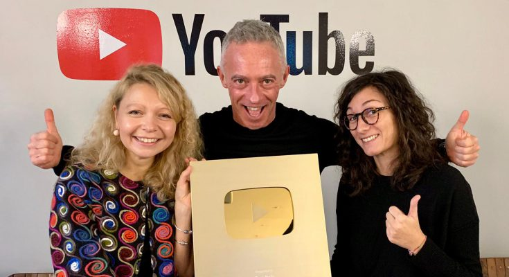Ego Italy - 1 Million YouTube Subscribers
