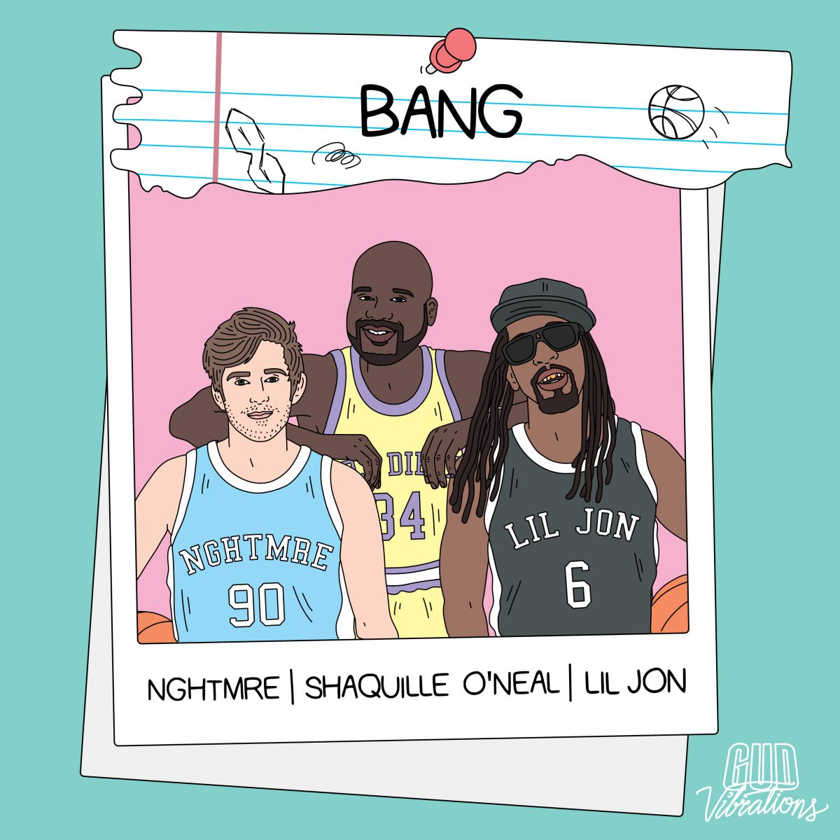 NGHTMRE, Shaquille O' Neal, Lil Jon - BANG