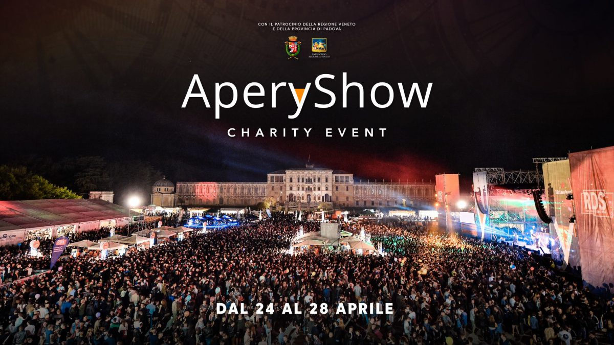 AperyShow Charity Event - 24-28 Aprile