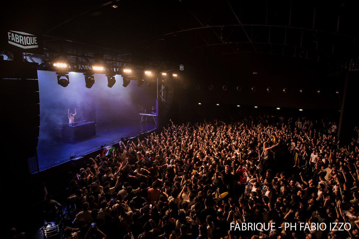 Illenium @ Fabrique Milano - Credits: Fabio Izzo
