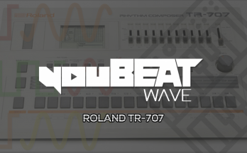 youBEAT Wave - Roland TR-707