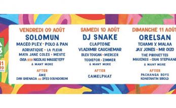 Les Plages Electroniques - Cannes 2019