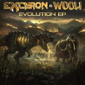 EXCISION X WOOLI X TRIVECTA FEAT. JULIANNE HOPE - Oxygen